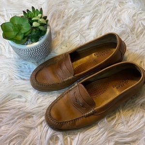 L.L Bean Penny Loafers